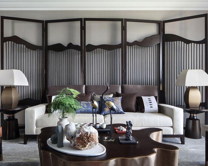 后现代别墅软装设计三要素