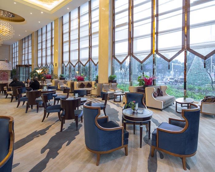 如何表达酒店软件设计的空间环境